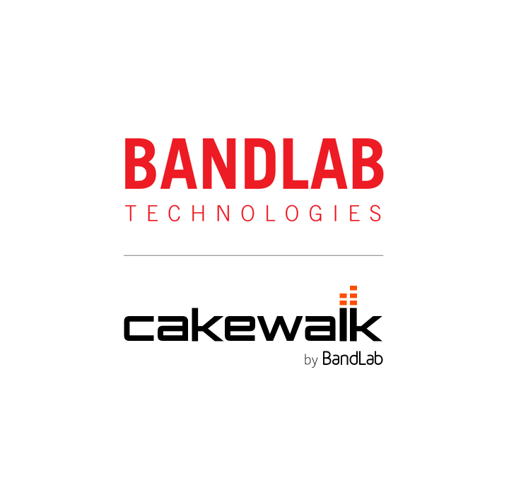 BandLab Technologies and Cakewalk logo